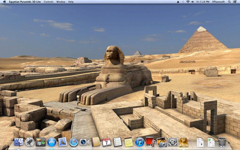 Aplicatii gratuite sau la pret redus pentru mac os x 03 for 3d wallpaper for home egypt