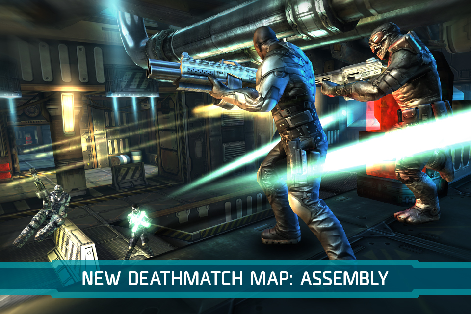 Shadowgun deadzone matchmaking
