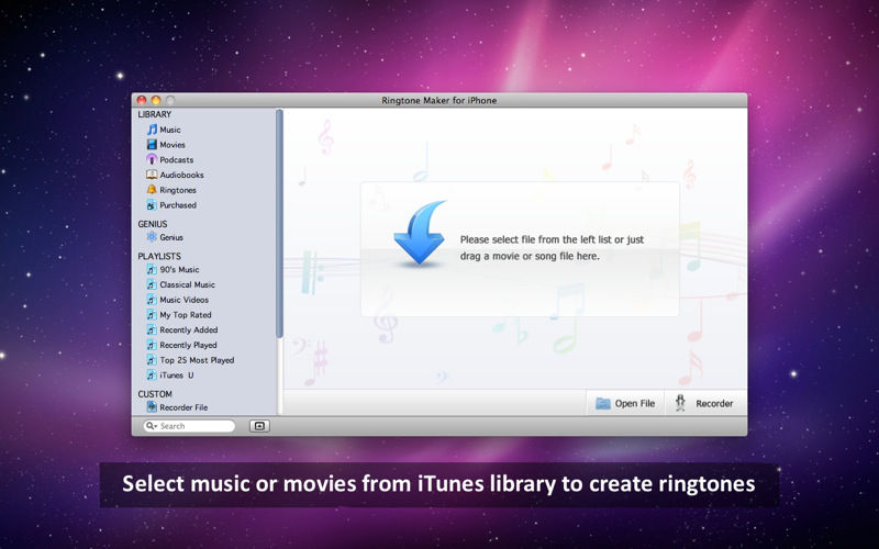 Recover from itunes backup file free