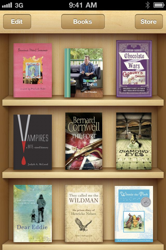 how to download books from overdrive to ibooks