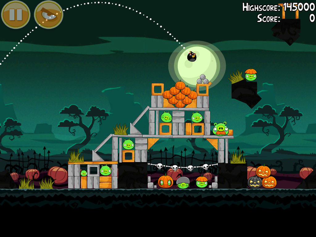 Angry Birds Seasons [v.3.0.0] (2012) PC