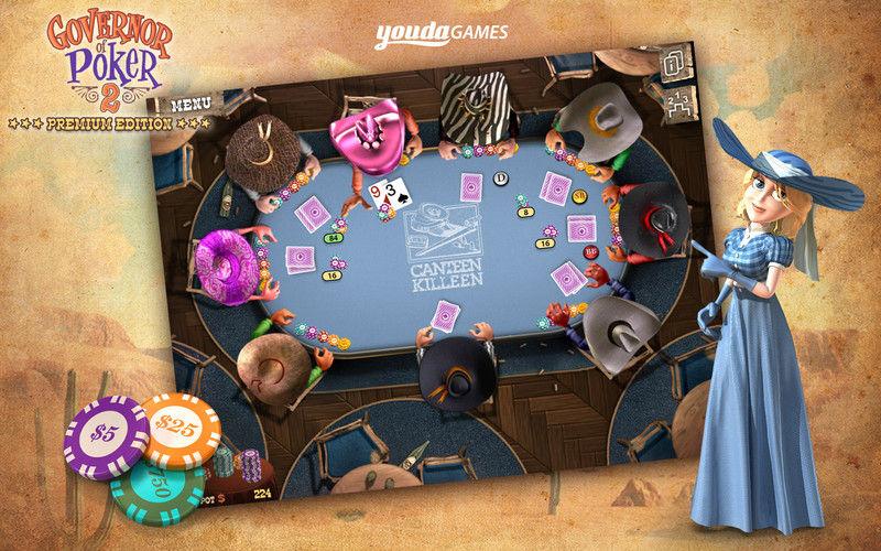 telecharger governor poker 2 gratuit version complete