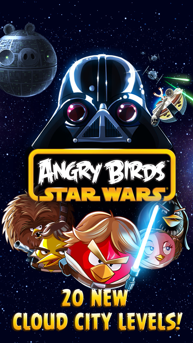 Angry birds star wars este disponibil gratuit in app store - Telecharger angry birds star wars gratuit ...