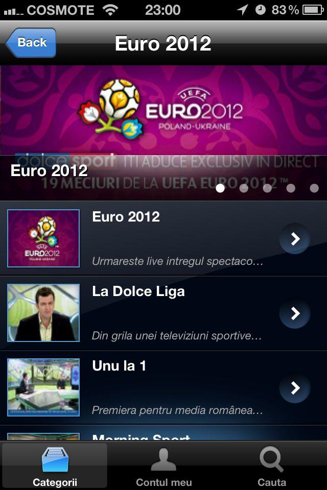 Dolce Tv Online