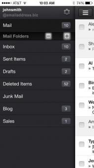 mail2world app