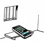 iphone-in-jail