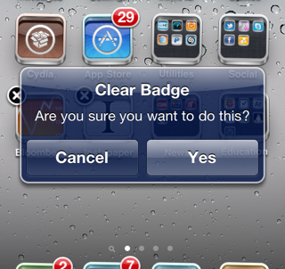 BadgeClear