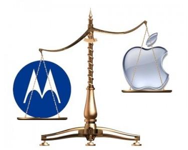 Apple vs Motorola