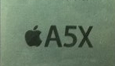 A5X iPad 3 dual-core chip