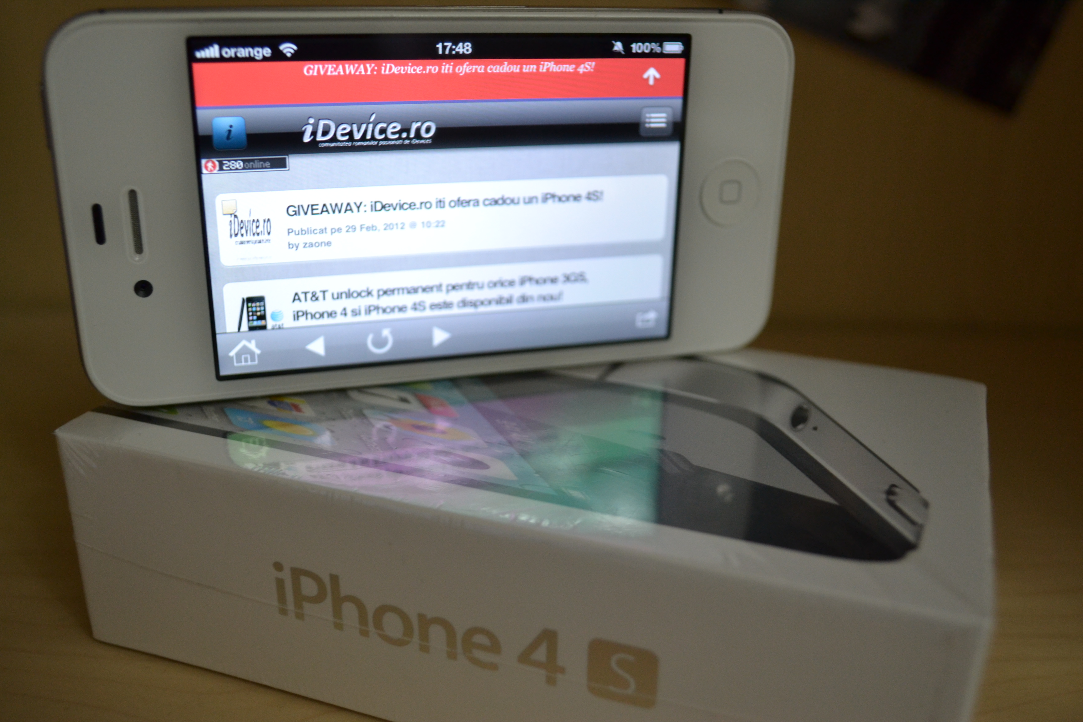 Giveaway-iDevice.ro