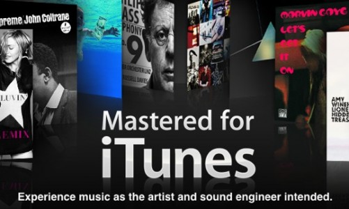 iTunes Mastered