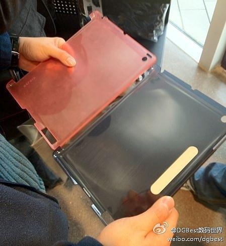 Carcasa a iPad 3 comparata cu o carcasa a iPad 2 de la Belkin
