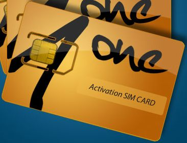 OneSim cartela activare iPhone