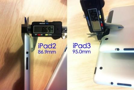 Carcasa iPad 3