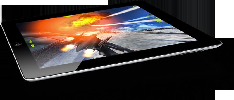 7 inch iPad 3
