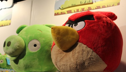 Angry Birds Toy