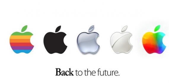 New Apple Logo