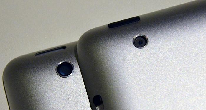 iPad 3 Camera