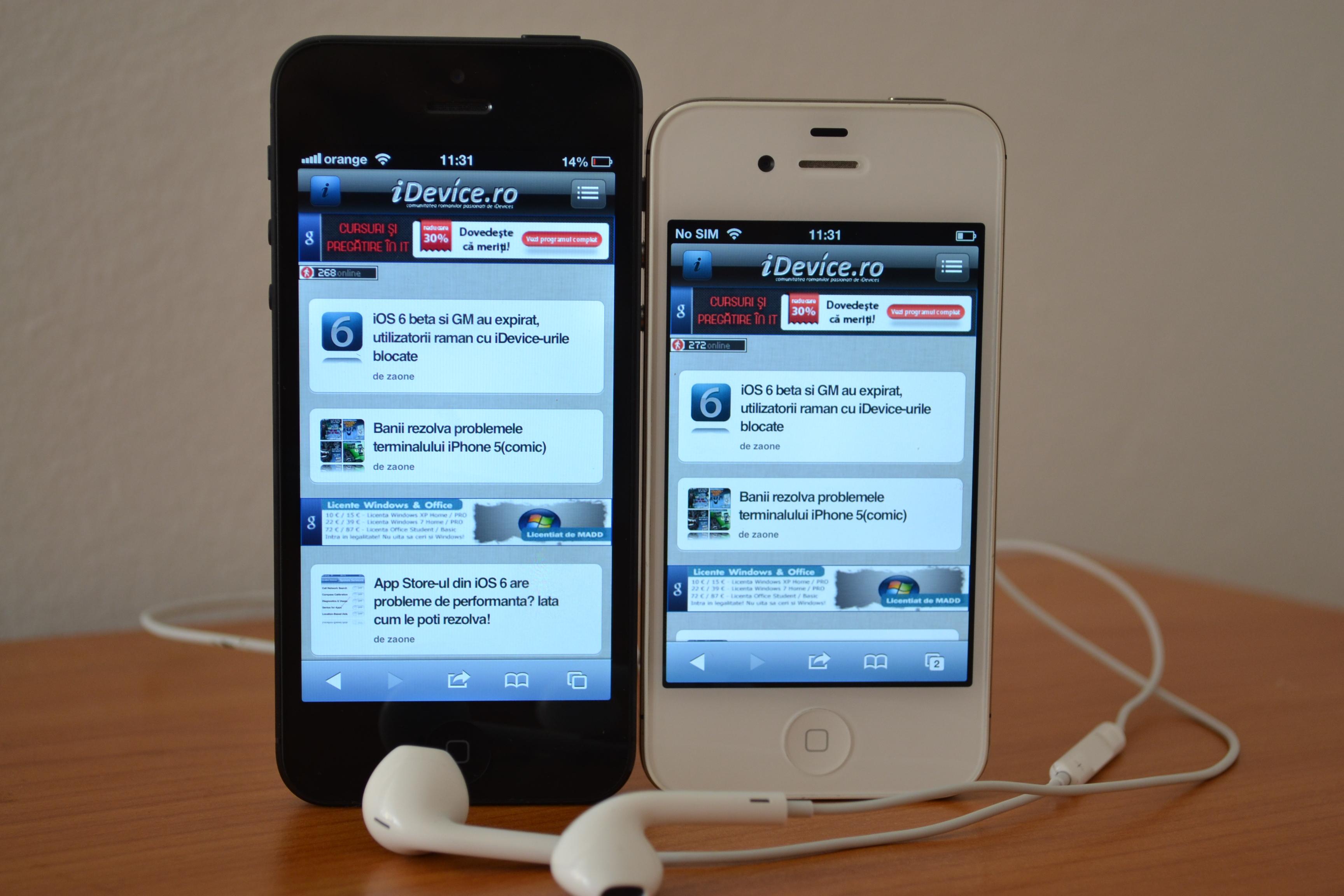 scos din productie iphone 5 inca are preturi imense in romania