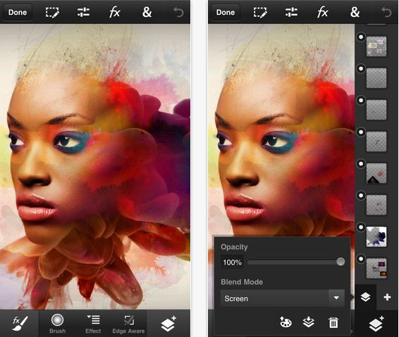 photoshop apps for iphone adobe photoshop touch for phone pentru iphone a fost 15854