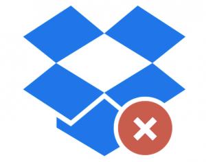 Dropbox anunta inchiderea unor servicii