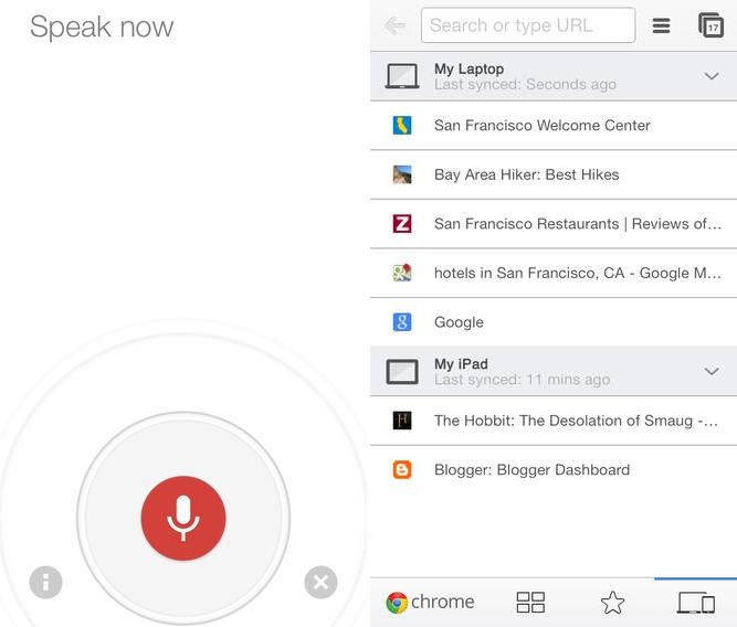 Google Chrome - iDevice.ro
