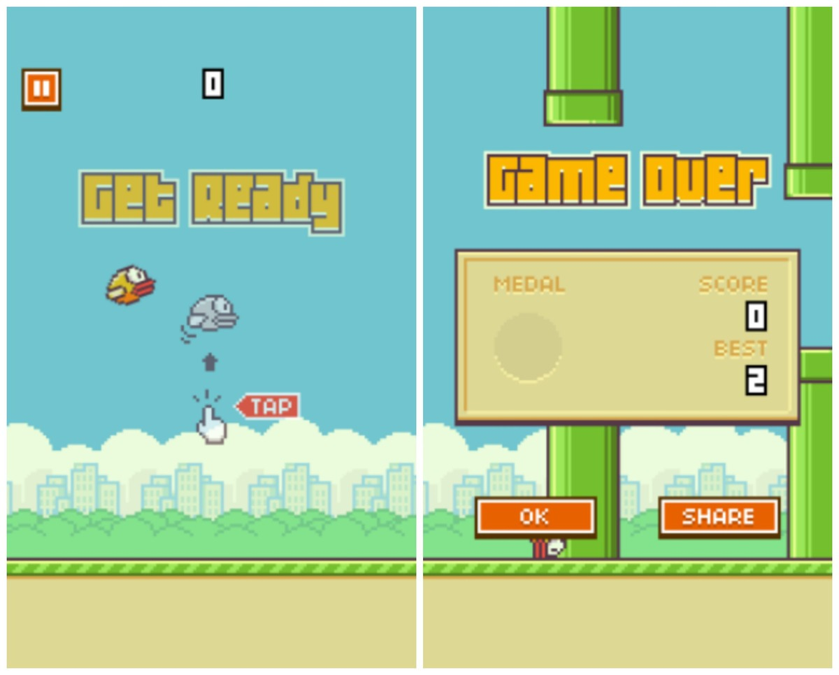 Flappy Bird - iDevice.ro