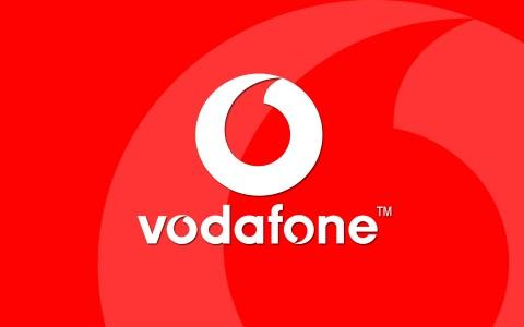 Vodafone Logo - iDevice.ro