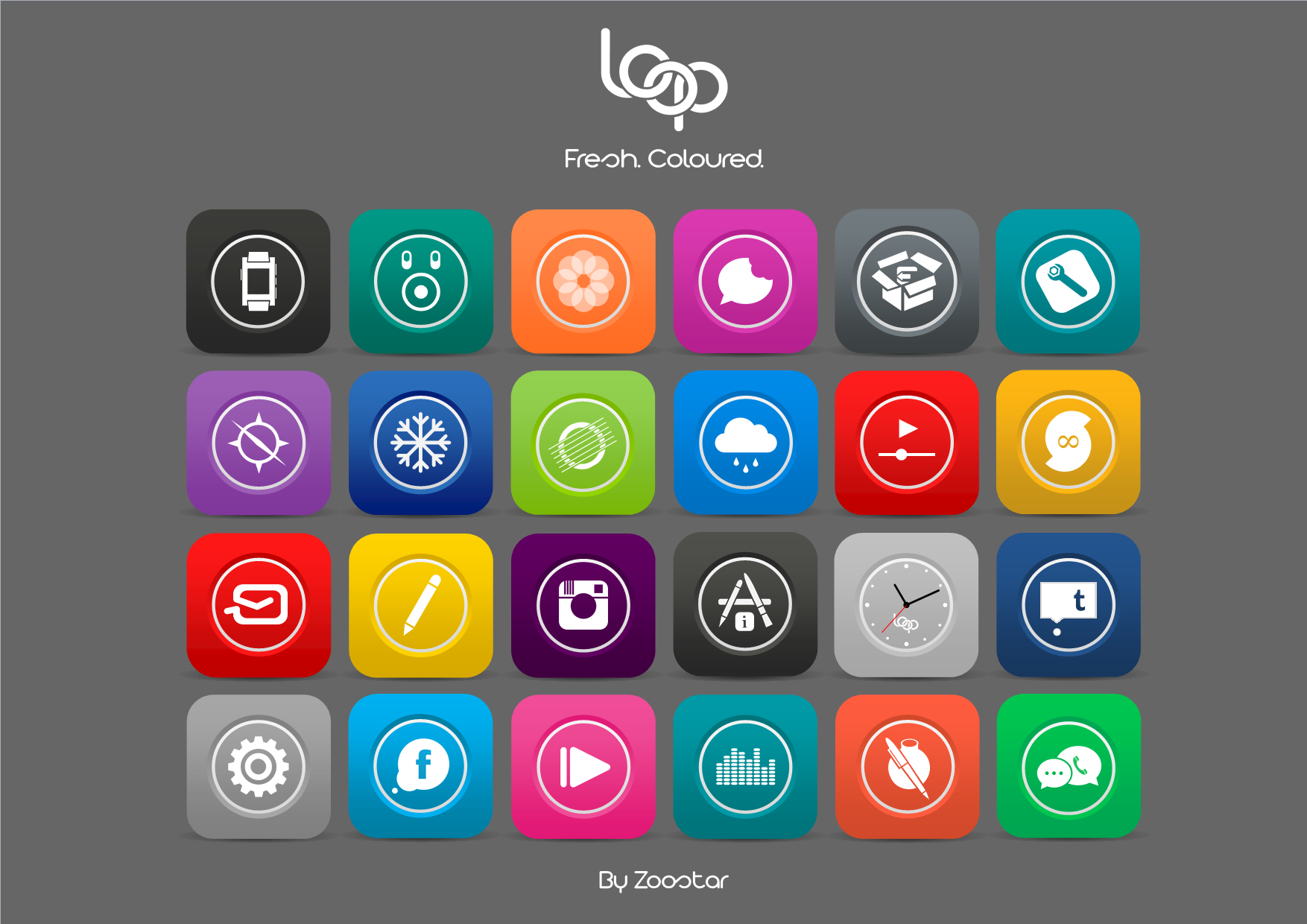 Best Themes Live Wallpapers For Iphone 5s 5c 4s 4 Ios 7: O Noua Tema Pentru IOS 7 Care Schimba Complet