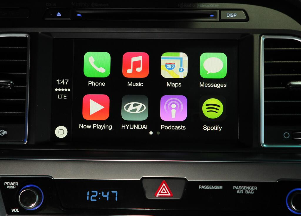 Hyundai CarPlay - iDevice.ro