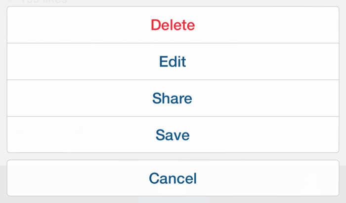 SaveGram salvare poze instagram