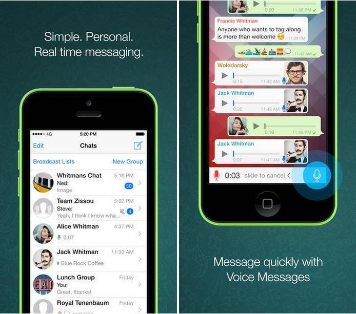 WhatsApp Messenger - iDevice.ro 1