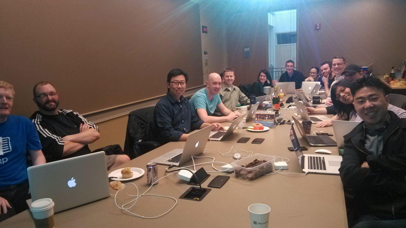 Angajatii care au produs microsoft office pentru ipad for Office design reddit