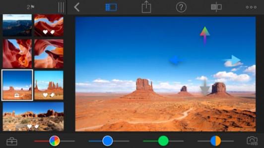 iPhoto iOS 7 - iDevice.ro
