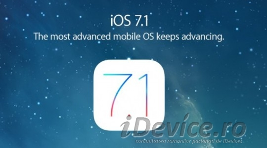 iOS 7.1.2 img - iDevice.ro