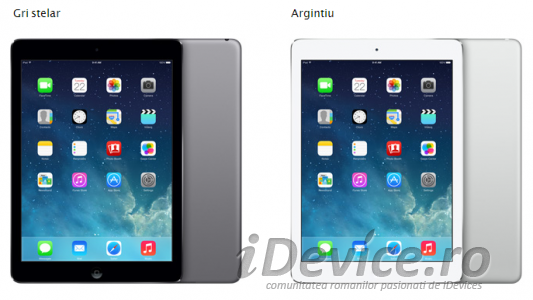 iPad Air Romania - iDevice.ro 1