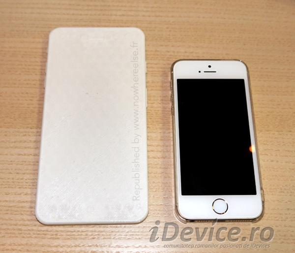 iPhone 6 ecran 5.5 inch macheta - iDevice.ro 2