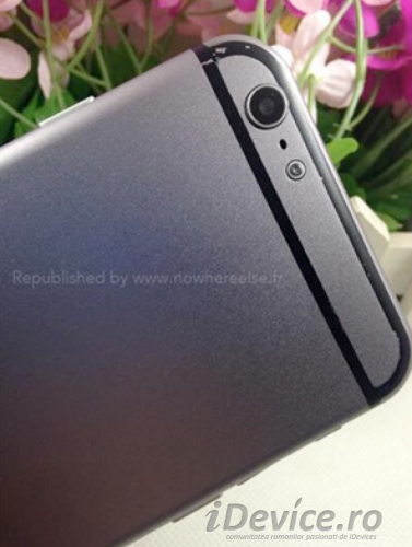 iPhone 6 space grey - iDevice.ro 5