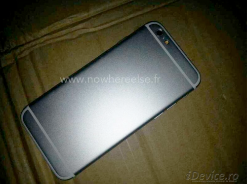 iPhone 6 space grey - iDevice.ro 7