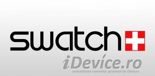 swatch logo - iDevice.ro