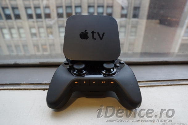 Apple TV consola jocuri - iDevice.ro
