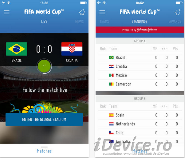 FIFA  - iDevice.ro