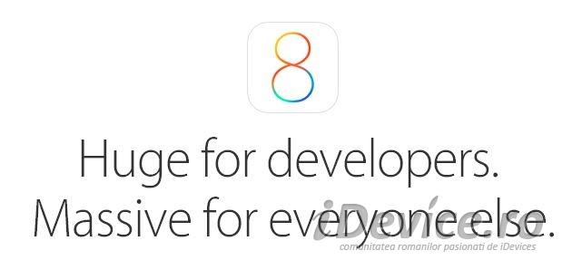 iOS 8 -apple