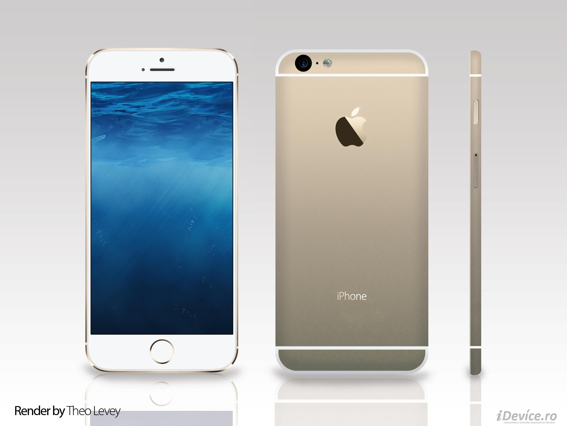 iPhone 6 concept real - iDevice.ro