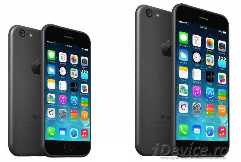iPhone 6 cu ecran de 5.5 inch accesorii - iDevice.ro