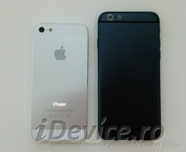 iPhone 6 vs iPhone 5S vs HTC One M 8 -iDevice.ro 16