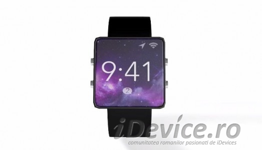 iWatch concept iunie Apple - iDevice.ro
