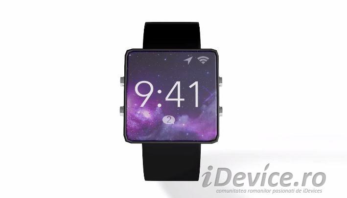 iWatch concept iunie Apple - iDevice.ro
