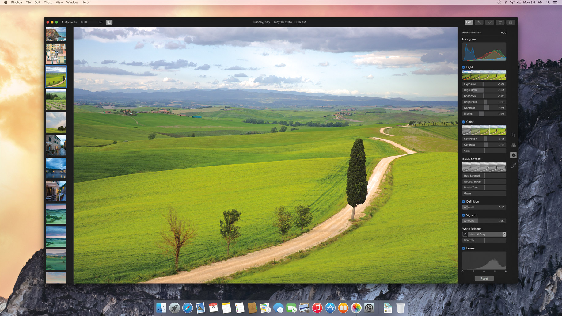 OS X Yosemite Photos - iDevice.ro