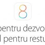 iOS 8 beta romana - iDevice.ro